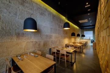 Sala del Restaurante Maruja Limón (Vigo)